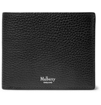 Mulberry Full Grain Leather Billfold Wallet Black