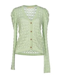 Misericordia Cardigans Light Green