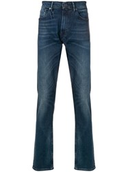 Polo Ralph Lauren Straight Leg Jeans Blue