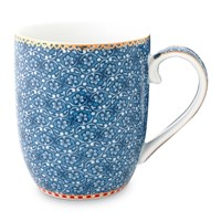 Pip Studio Spring To Life Mug Blue Small