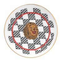Bitossi Bel Paese Lion Side Plate
