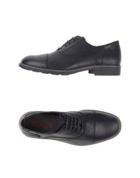 Pikolinos Lace Up Shoes Black