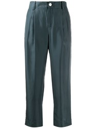 Vince Cropped Relaxed Trousers 60