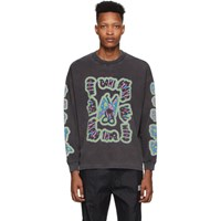 Liam Hodges Black Alfie Kungu Edition Bsbw Butterfly Long Sleeve T Shirt