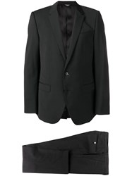 Dolce And Gabbana Formal Suit Black
