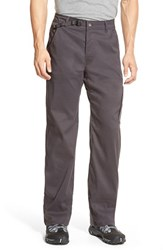 Men's Prana 'Zion' Stretchy Hiking Pants Charcoal