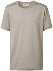 Oyster Holdings Icn Short Sleeve T Shirt Nude Neutrals