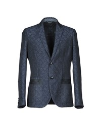 Yoon Suits And Jackets Blazers Steel Grey