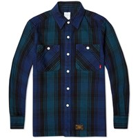 Wtaps Union 02 Shirt Green