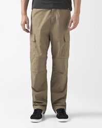 Carhartt Relaxed Fit Elasticated Beige Columbia Cargo Trousers