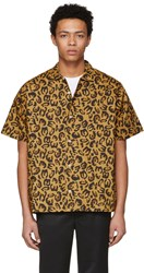 Wonders Beige Leopard Mammoth Shirt