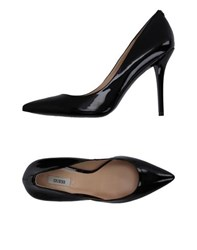 Guess Footwear Courts Women Black