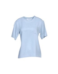 Thakoon Addition Blouses Sky Blue