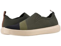 Mark Nason Cedar Olive Black Slip On Shoes