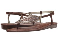 Carlos By Carlos Santana Laverne Coffee Women's Sandals Brown