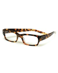 Eyebobs Peckerhead Rectangular Readers Tortoise