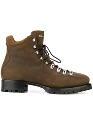 Dsquared2 Whistler' Ankle Boots Brown
