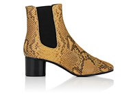 Isabel Marant Women's Danae Ankle Boots Gold