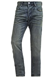 Earnest Sewn Dean Slim Fit Jeans Pike Street Blue Denim