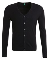United Colors Of Benetton Cardigan Black
