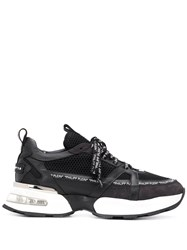 Philipp Plein Runner Tm Sneakers Black