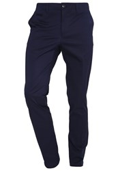Filippa K Liam Sharp Chinos Navy Dark Blue
