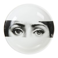 Fornasetti Tema E Variazioni Ashtray Trinket Tray No.32 Black And White