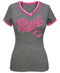5Th And Ocean Girls' Cincinnati Reds Opening Night T Shirt