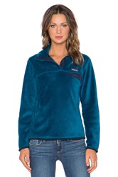 Patagonia Re Tool Snap T Pullover Blue