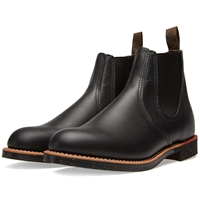 Red Wing Shoes Red Wing 8200 Heritage Chelsea Rancher Boot Black Star