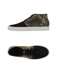 Wesc Footwear High Tops And Trainers Men Black