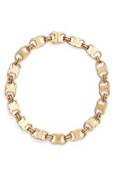 Tory Burch Women's 'Gemini Link' Collar Necklace