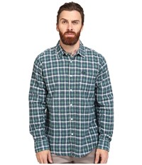 Rvca Soon As Long Sleeve Woven Alpine Men's Clothing Bone