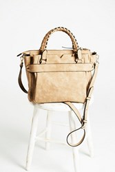 Free People Womens Cameron Vegan Mini Tote