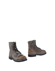 Happiness Ankle Boots Dove Grey