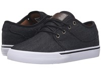 Globe Mahalo Black Denim Men's Skate Shoes