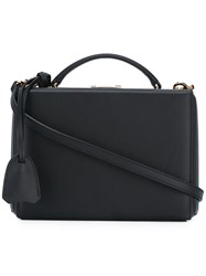 Mark Cross Grace Box Tote Black