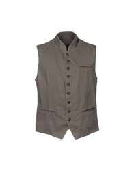 Schneiders Vests Dove Grey