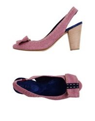 Apepazza Pumps Pastel Pink