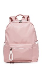 Deux Lux X Shopbop Backpack Rose Optic White