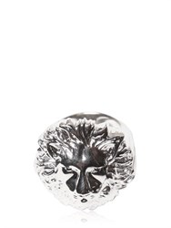 Versus Lion Head Ring