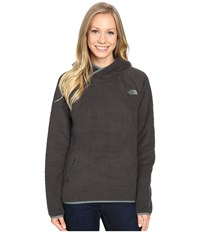 The North Face Sherpa Pullover Asphalt Grey Women's Sweatshirt Gray