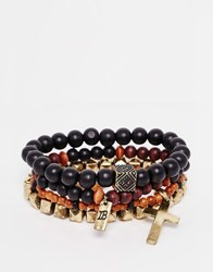 Icon Brand Barrier Thief Bracelet Pack Multi