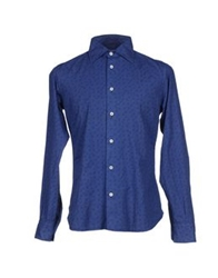 Piombo Shirts Blue