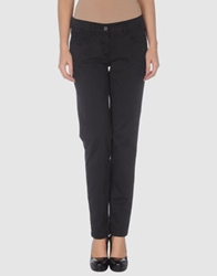 Roberta Scarpa Casual Pants Black