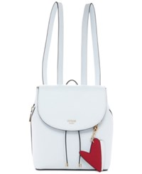 Guess Pin Up Pop Backpack White