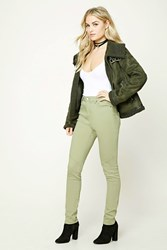 Forever 21 Contemporary Skinny Jeans
