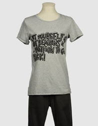 Jfour Short Sleeve T Shirts Grey