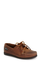 Eastland 'Falmouth 1955' Lace Up Boat Shoe Women Tan