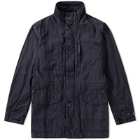 Barbour Cumbrae Casual Jacket Blue